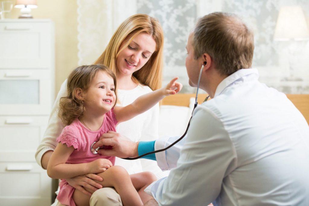 Pediatra Wizyty Domowe