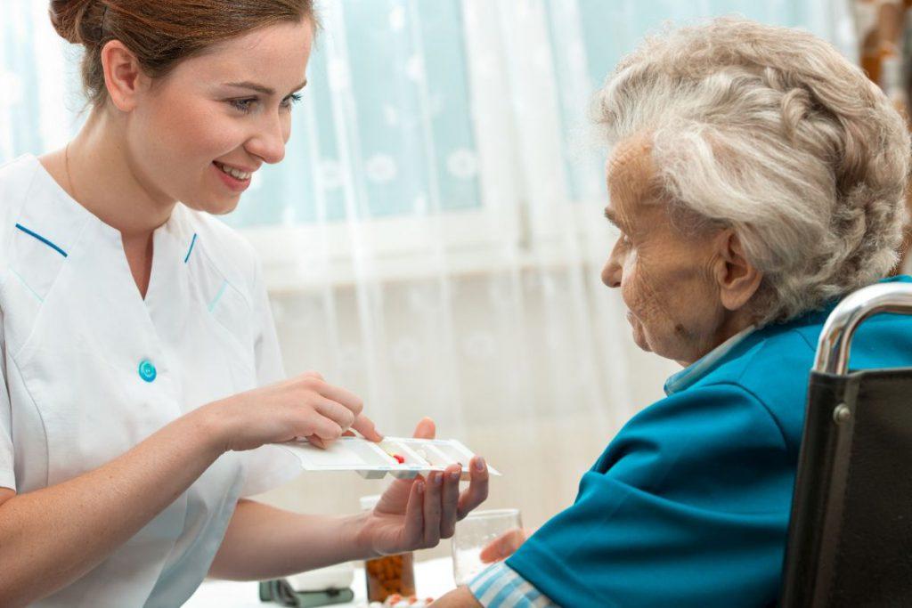 Usługi pielęgniarskie